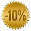 -10 % el�foglalási kedvezmény